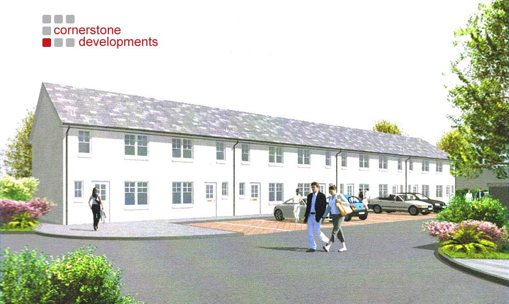 Cornerstone Property Developments Edinburgh : Property Developers Scotland